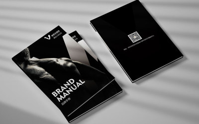 健身品牌画册设计