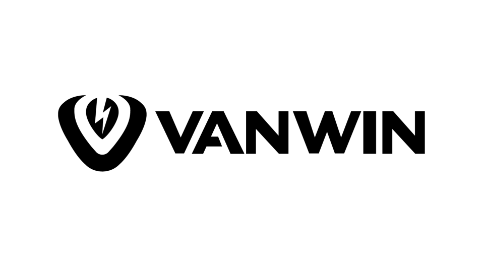 vanwin電子科技品牌LOGO設計