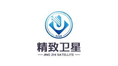 精致卫星公司LOGO设计