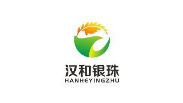 汉和银食品品牌LOGO设计