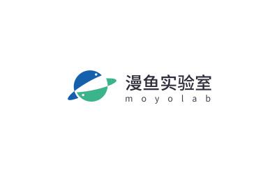 漫鱼实验室logo设计