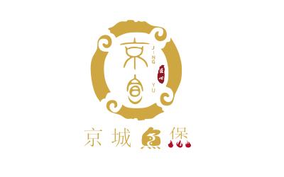 京鱼餐饮有限公司Logo