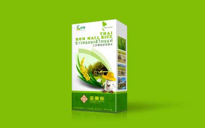泰國大米包裝