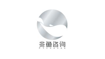 非鱼咨询公司LOGO设计