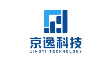 京逸科技软件开发公司LOGO设计