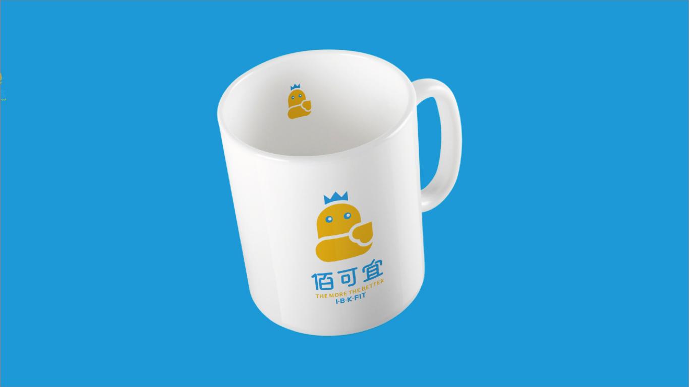 佰可宜亲子游泳品牌LOGO乐天堂fun88备用网站中标图7