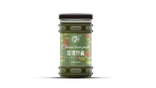 冀味斋香椿芽酱品牌包装乐天堂fun88备用网站