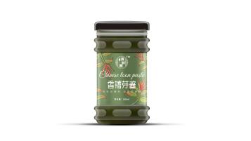 冀味斋香椿芽酱品牌包装设计