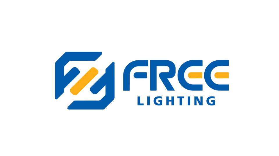 Free Lighting照明品牌LOGO設計