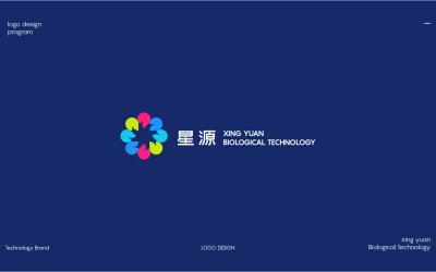 星源生物有限公司logo设计