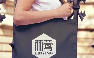 林莺品牌服饰logo设计