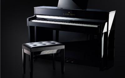 云钢琴品牌形象设计