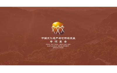 中国文化遗产与可持续发展专项基...