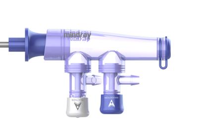 一次性冲洗管设计