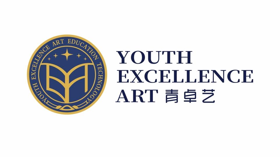 青卓艺艺术教育机构LOGO乐天堂fun88备用网站