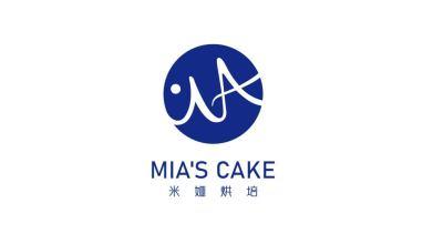 米娅烘焙品牌LOGO设计