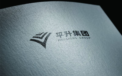 平升集团logo创意