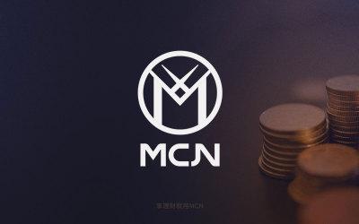 MCN金融/数字货币品牌LOG...