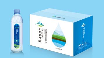草原矿泉水包装必赢体育官方app+1个延展必赢体育官方app(内瓶+包装箱)