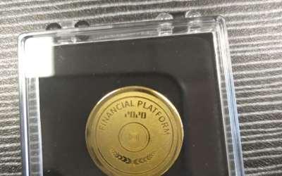 美团财务平台徽章