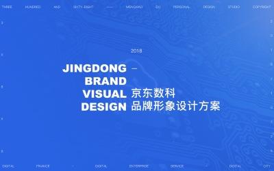 京東數科品牌形象設計