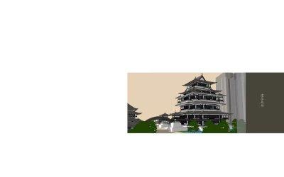 西城文庙建筑群概念设计