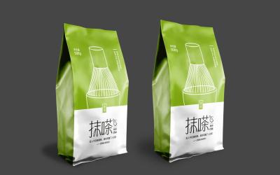 抹茶包装设计
