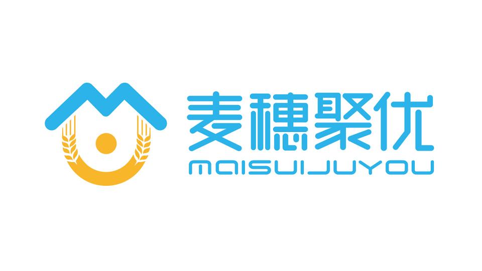 麦穗聚优家政服务品牌LOGO乐天堂fun88备用网站