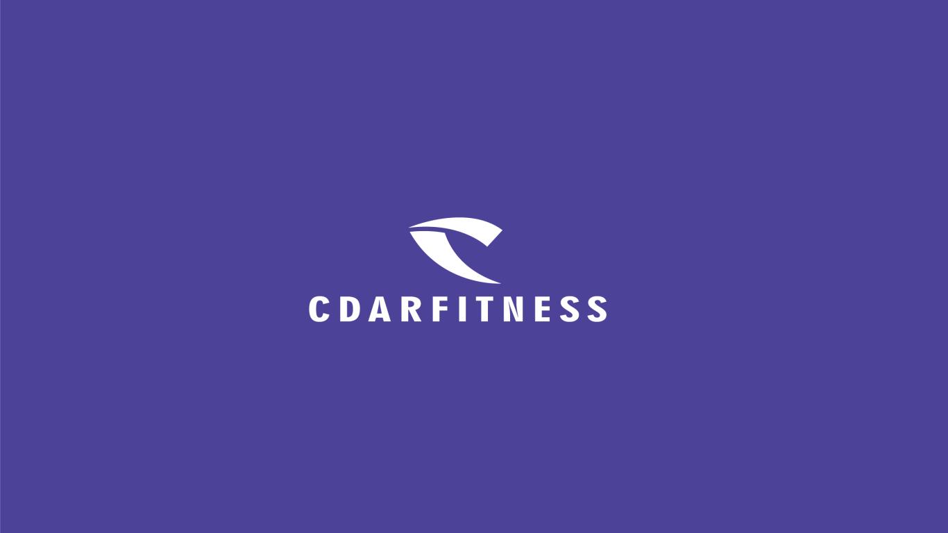 cdarfitness服饰品牌LOGO必赢体育官方app中标图0