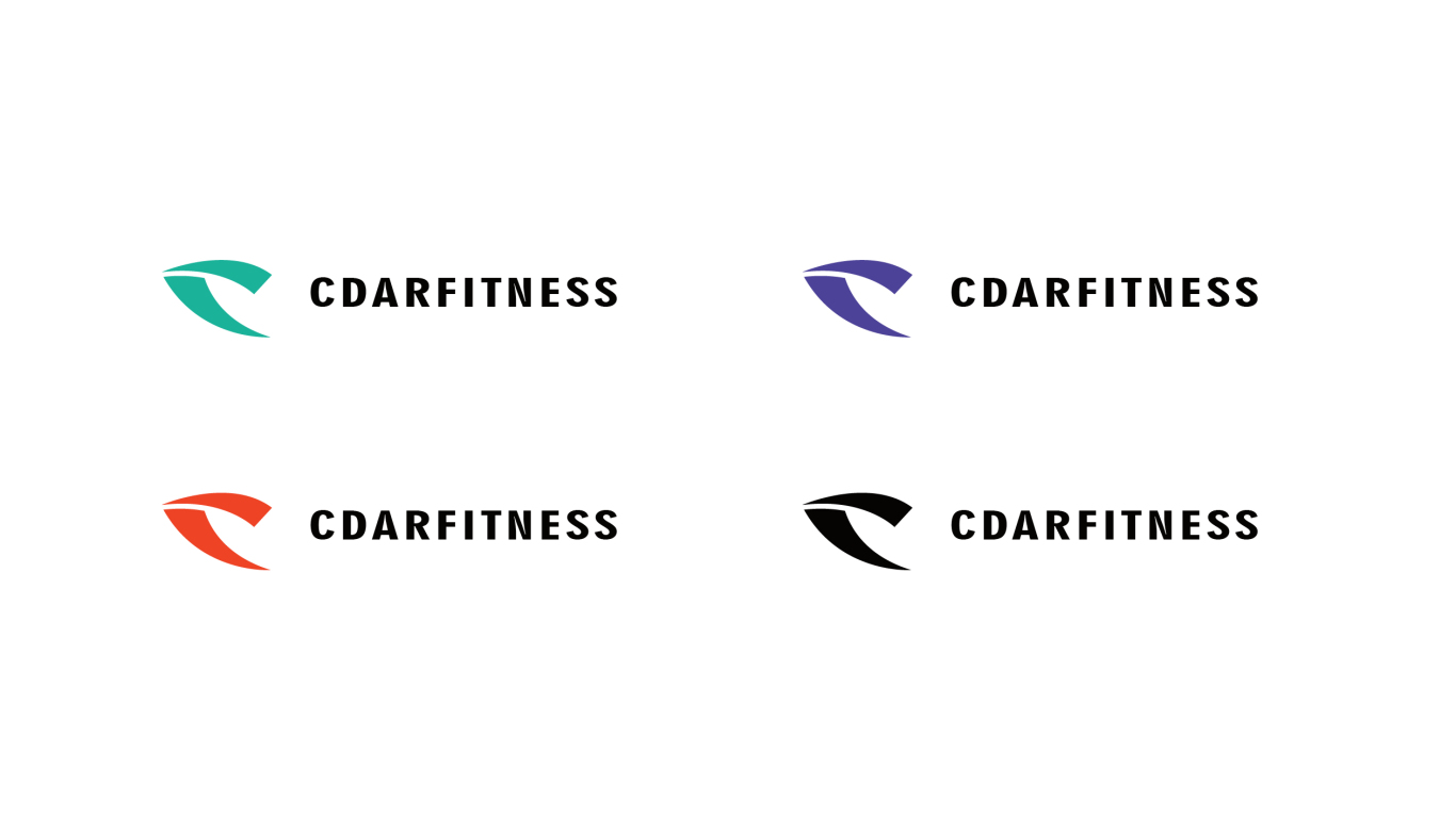 cdarfitness服饰品牌LOGO必赢体育官方app中标图3