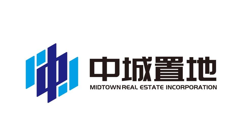中城置地房地产企业LOGO乐天堂fun88备用网站