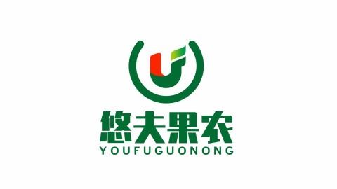 悠夫果农品牌LOGO设计