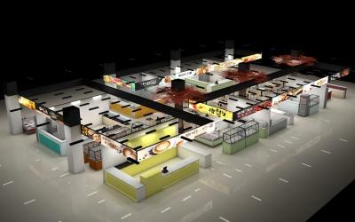 星城汇美食街