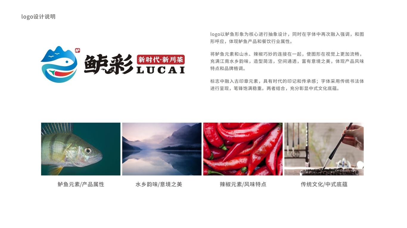 鲈彩川菜品牌LOGO乐天堂fun88备用网站中标图2