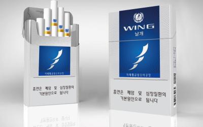 朝鲜客户-朝鲜香烟