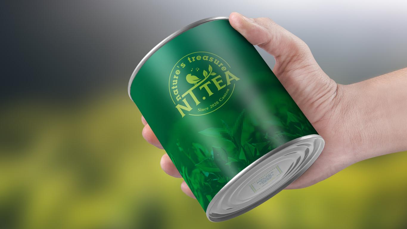 NT TEA茶叶品牌LOGO设计中标图8