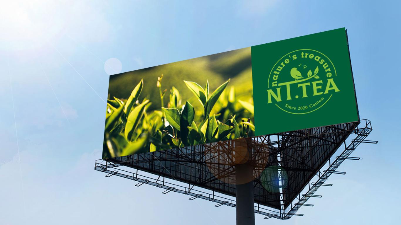 NT TEA茶叶品牌LOGO设计中标图7