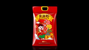 喜滋郎原味大米品牌包装亚博客服电话多少