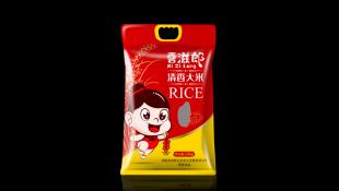 喜滋郎清香大米品牌包装乐天堂fun88备用网站
