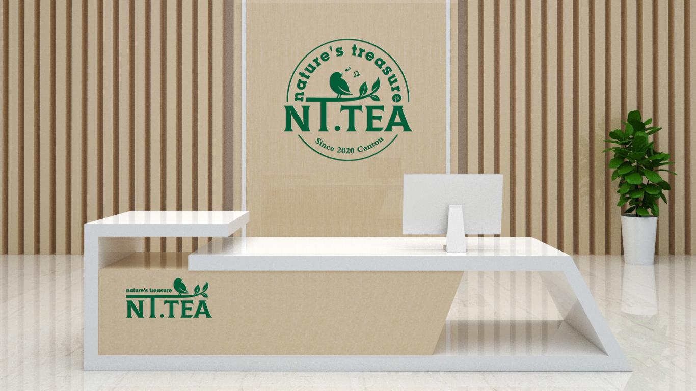 NT TEA茶叶品牌LOGO设计中标图4