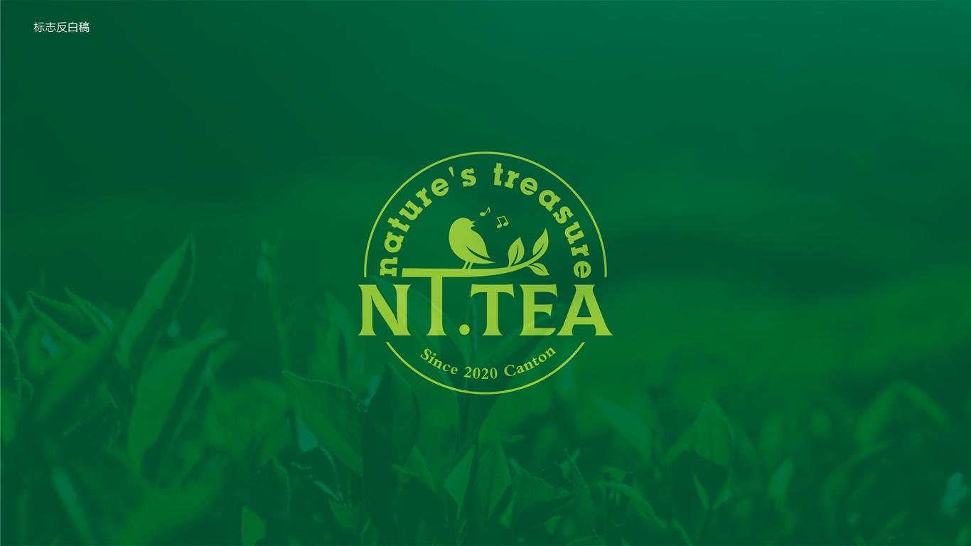 NT TEA茶叶品牌LOGO设计中标图0
