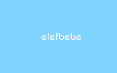 elefbebe 母婴呵护品logo2