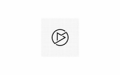 美容按摩器的logo