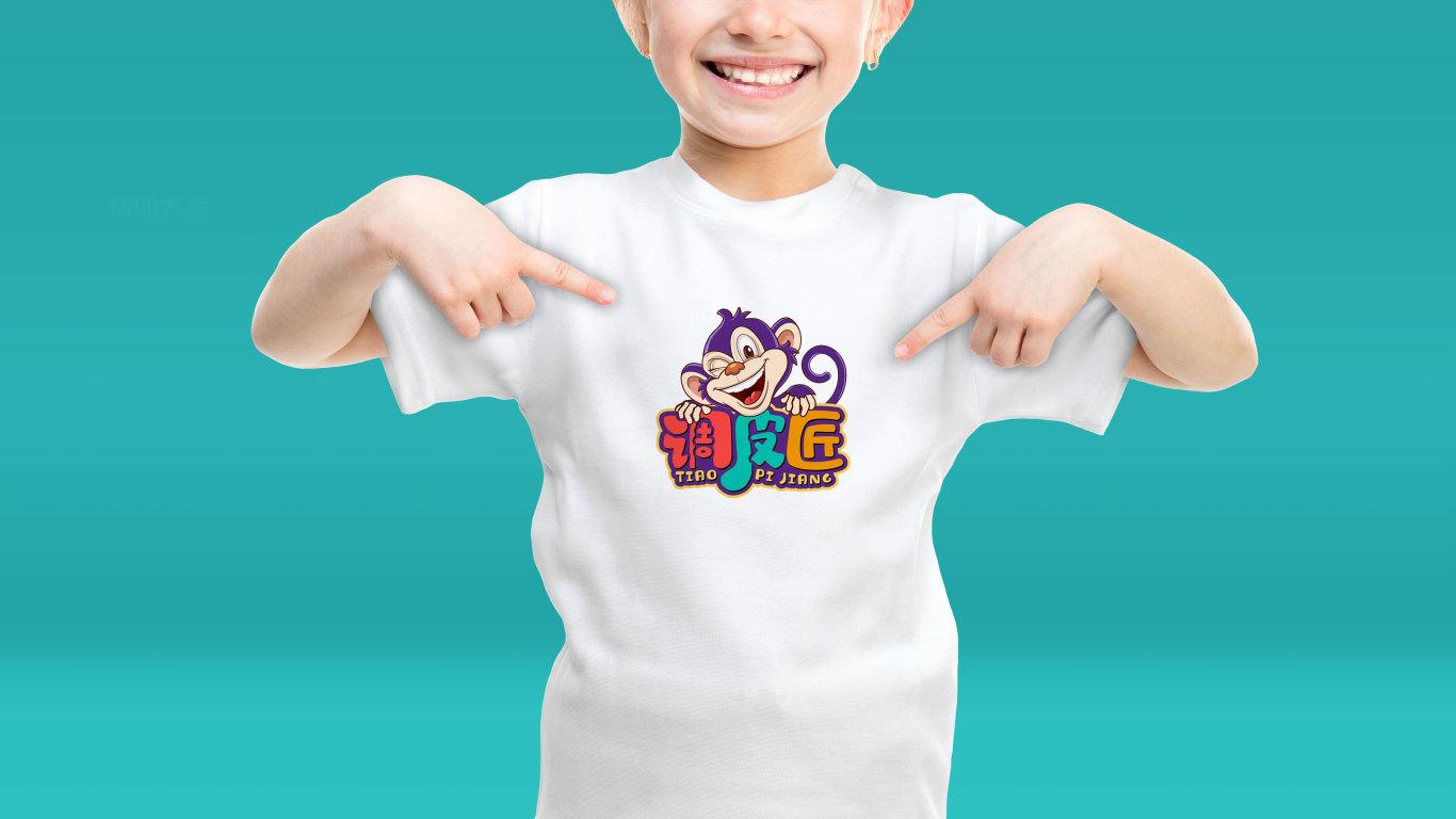 调皮匠休闲娱乐品牌LOGO设计中标图4