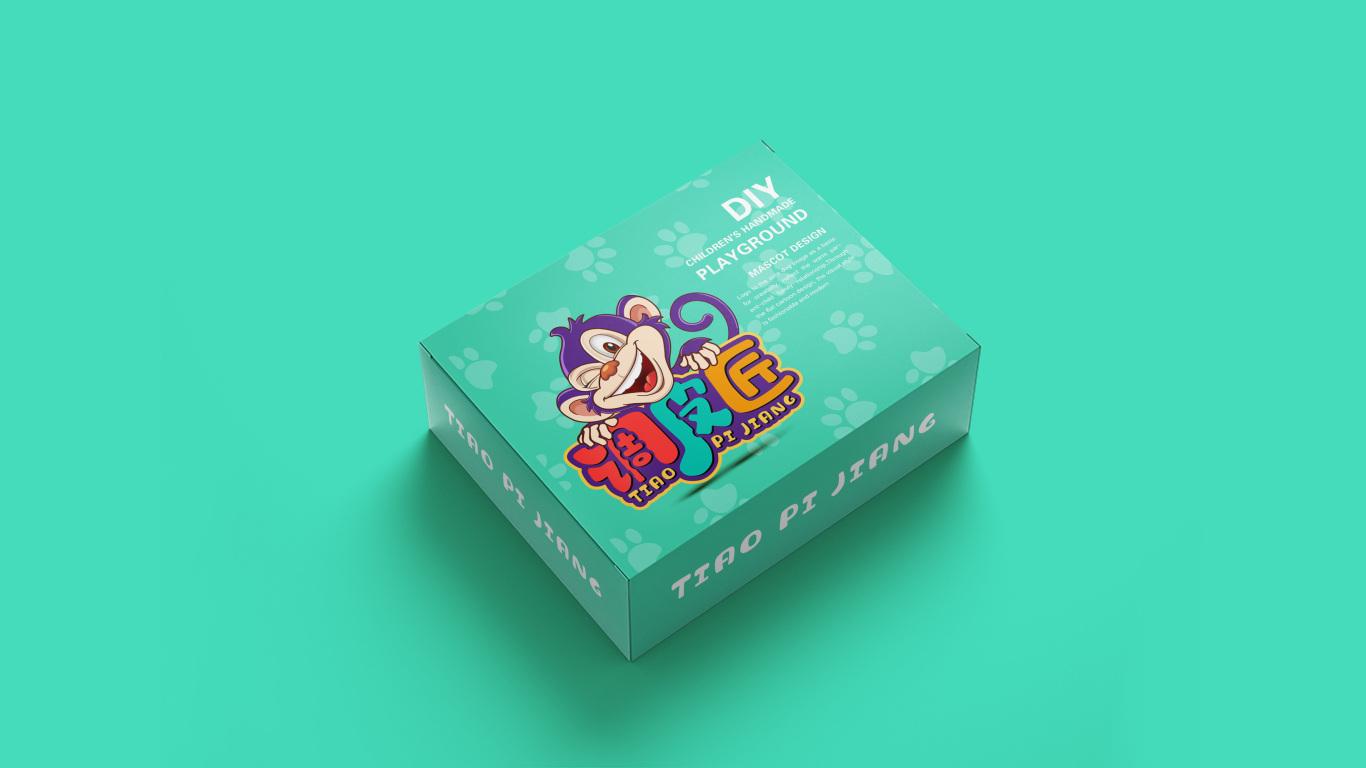 调皮匠休闲娱乐品牌LOGO设计中标图5