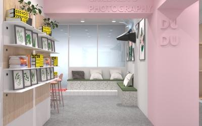 创意摄影工作室空间设计