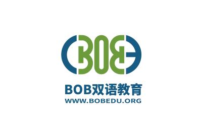 BOB双鱼教育LOGO绘制