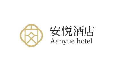 安悦酒店品牌logo