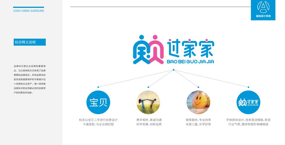 宝贝过家家儿童玩具品牌LOGO必赢体育官方app中标图1
