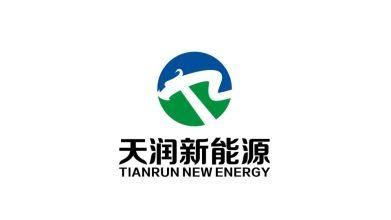 天润新能源公司LOGO设计